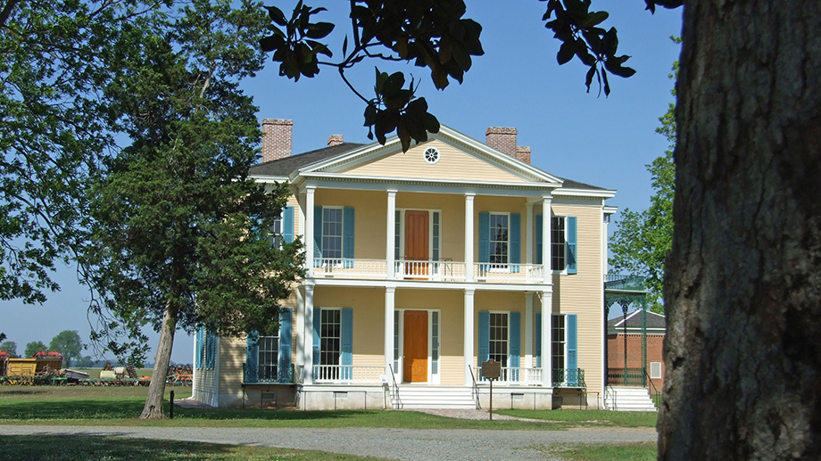 The Lakeport Plantation
