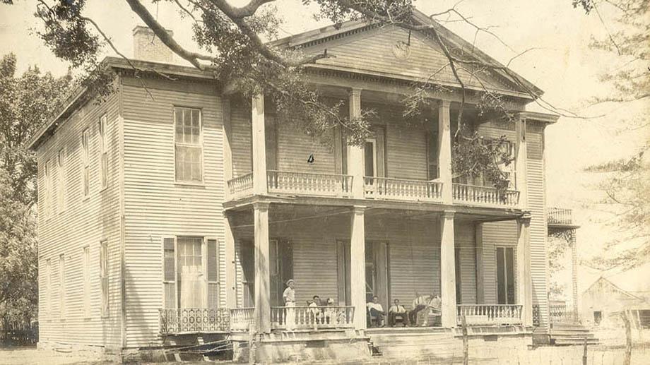 Johnson Family at Lakeport ca 1925